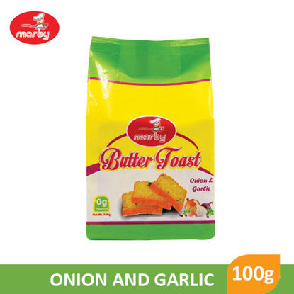 Picture of Marby Butter Toast 100g - 28517