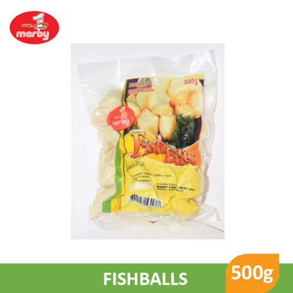 Picture of Marby Food Fish Balls 500g - 12077