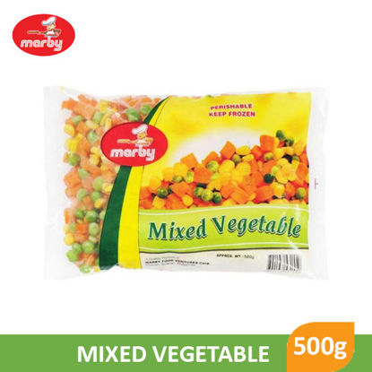 Picture of Marby Food Mixed Vegetable 500g - 12076