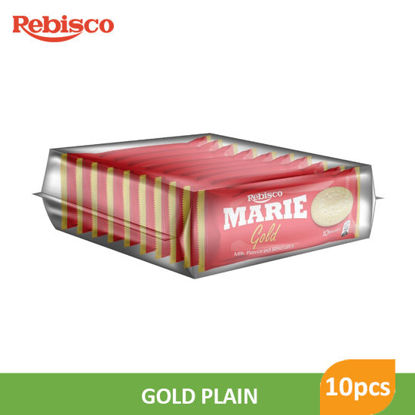 Picture of Rebisco Marie gold Plain 10S - 86835