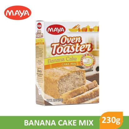 Picture of Maya Oven Toaster Banana Cake 230g - 21802