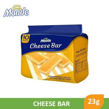 Picture of Monde Cheese Bar 10's - 94389