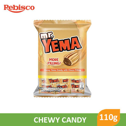 Picture of Rebisco Mr Yema Chewy Candy 110g - 67996