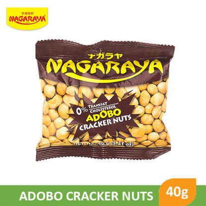 Picture of Nagaraya Cracker Nuts 40G, Adobo - 17933