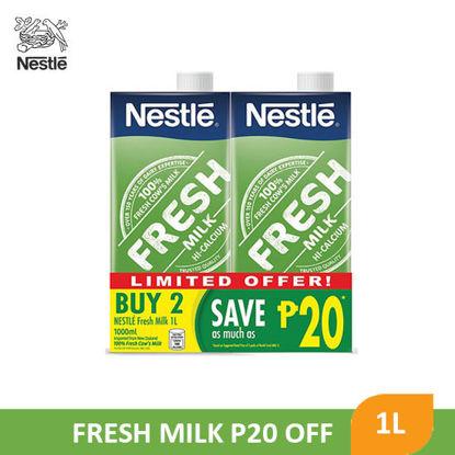 Picture of Nestle Freshmilk 1L 2S 20.00Off - 99596