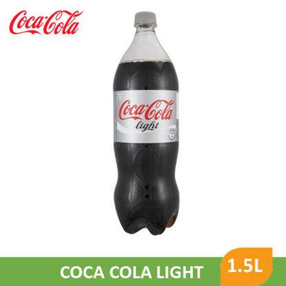 Picture of Coca Cola Coke Light Pet Bottle 1.5L - 8924