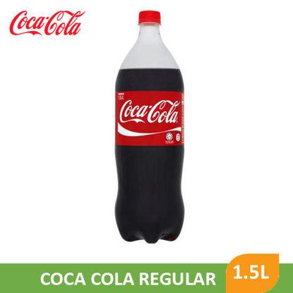 Picture of Coca Cola Coke Regular Pet Bottle 1.5L - 8921