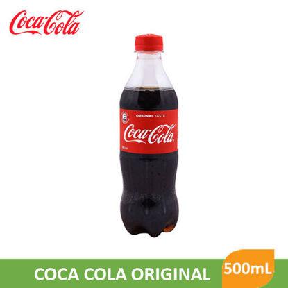 Picture of Coca Cola Coke Regular Pet Bottle 500ml - 56876