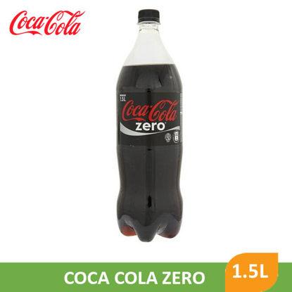 Picture of Coca Cola Coke Zero Pet 1.5L - 44583