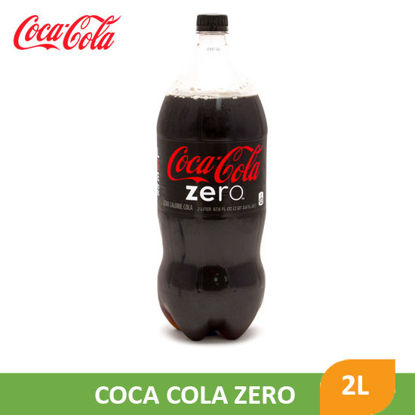 Picture of Coca Cola Coke Zero Pet Bottle 2L - 44584