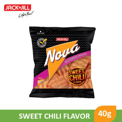 Picture of Jack N Jill Nova Sweet Chili 40G - 100234