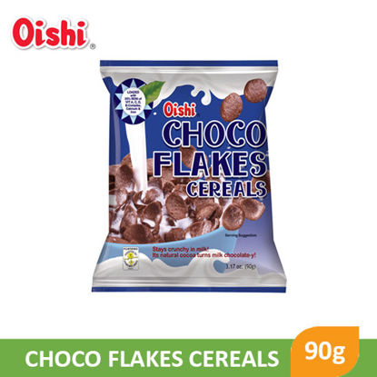 Picture of Oishi Choco Flakes 90G - 7705