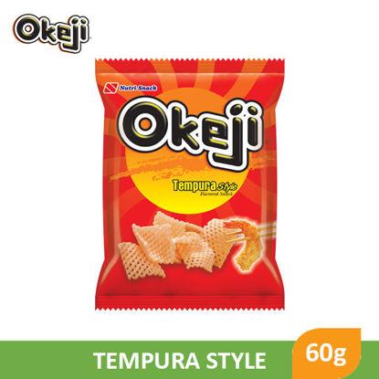 Picture of Okeji Tempura Flavor 60G - 91428