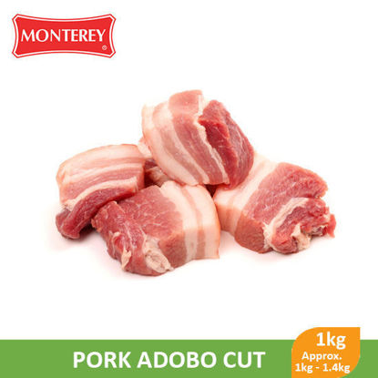 Picture of Monterey Pork Adobo Cut (Approx. 1kg - 1.4kg) - 042098