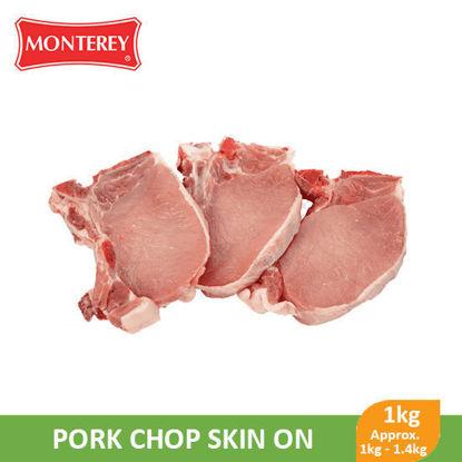 Picture of Monterey Porkchop Skin On (Approx. 1kg - 1.4kg) - 011561