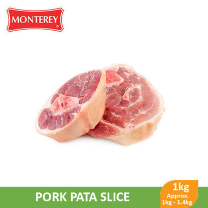 Picture of Monterey Pork Pata Sliced (Approx. 1kg - 1.4kg) - 011587