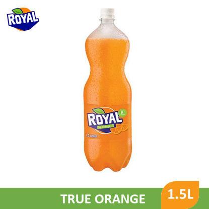 Picture of Royal Orange Pet Bottle 1.5L - 8922