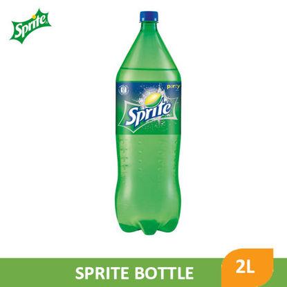 Picture of Sprite Pet Bottle 2L - 28204