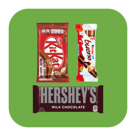 Picture for category Chocolate, Candies & Sweets