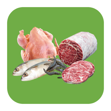 Picture for category Meat, Poultry & Seafood