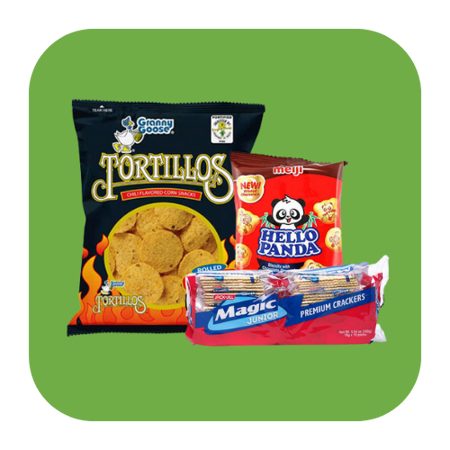 Picture for category Snacks