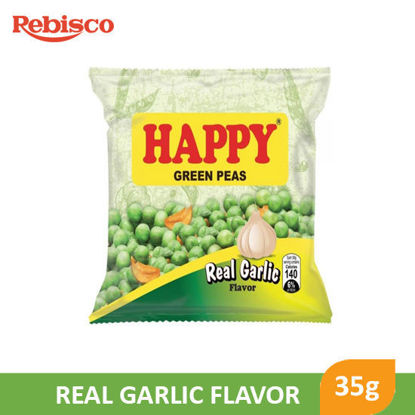 Picture of Rebisco Happy Green Peas 35g - 92468