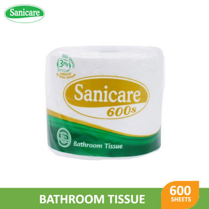 Picture of Sanicare Solo 600s 3Ply -  005505