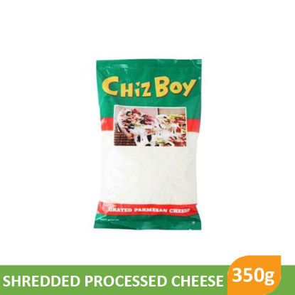 Picture of Chizboy Grated Parmesan 350g - 85130