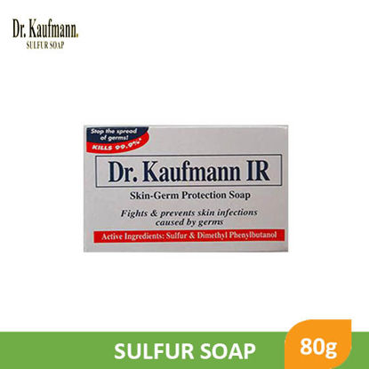 Picture of Dr.Kaufman Bar soap 80g, Ir - 14179