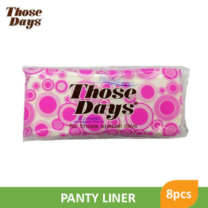 Picture of Those Day Panty Liner Budget Pack 8S - 036642