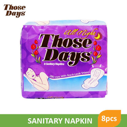 Picture of Those Days Napkin Wings All Night 8S - 085292