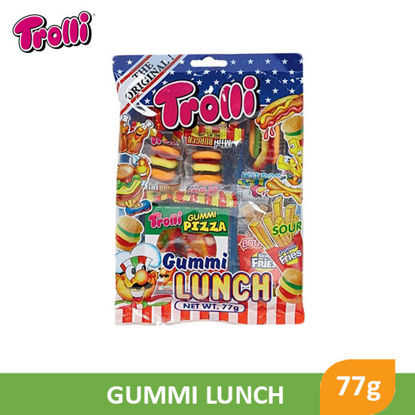 Picture of Trolli Gummi Lunch 77g - 062797