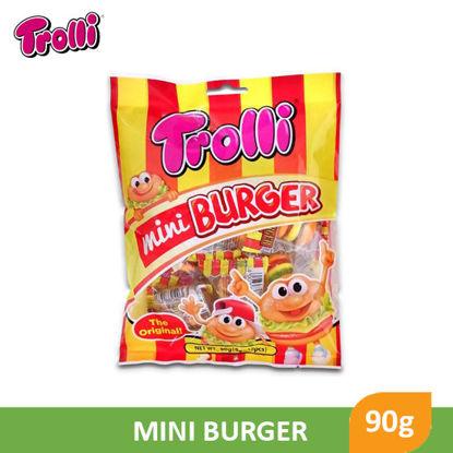 Picture of Trolli Mini Burger Gummi 90g - 062803