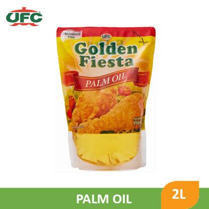 Picture of UFC Golden Fiesta Palm Oil 2L - 007063