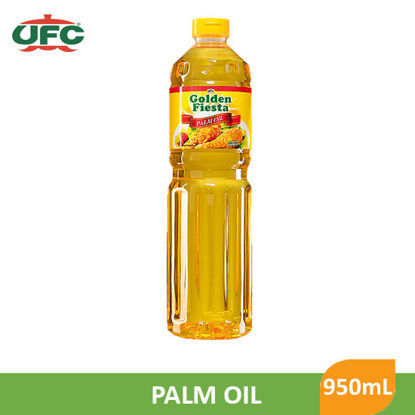 Picture of UFC Golden Fiesta Palm Oil 950ml - 007062