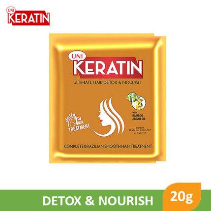 Picture of Uni Keratin Detox & Nourish 20g - 091352