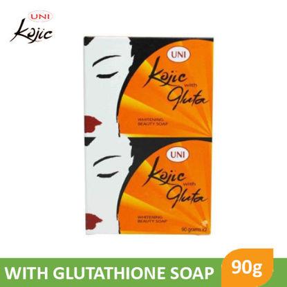 Picture of Uni Kojic Acid W/ Glutathione Soap 90g x 2S - 070984