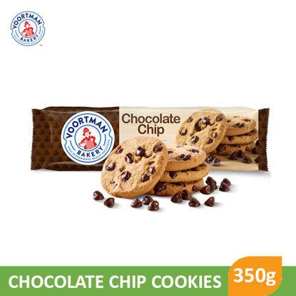 Picture of Voortman Chocolate Chips Cookies 350g - 068640