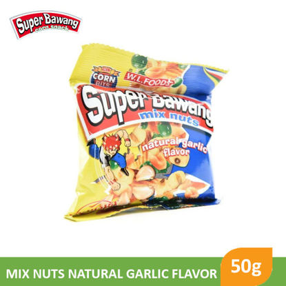 Picture of W.L Food Super Bawang Mix Nuts 50g - 068744