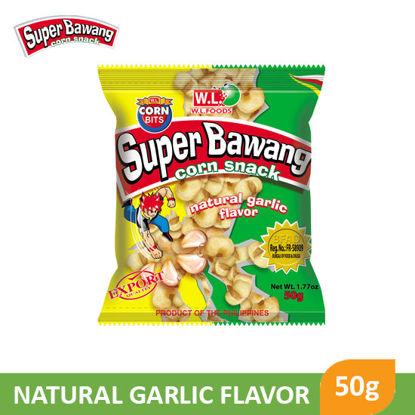 Picture of W.L Food Super Bawang Natural Garlic 50g - 068745