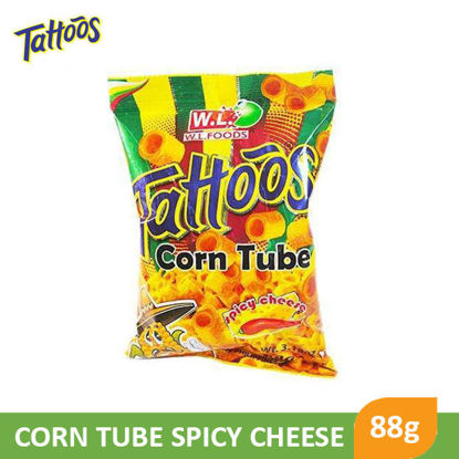 Picture of W.L Food Tattoos Corn Tube 88g - 068712