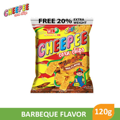 Picture of W.L Foods Cheepee Corn Chips 120g - 078811