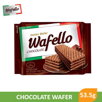 Picture of Wafello Chocolate 53.5g - 092963