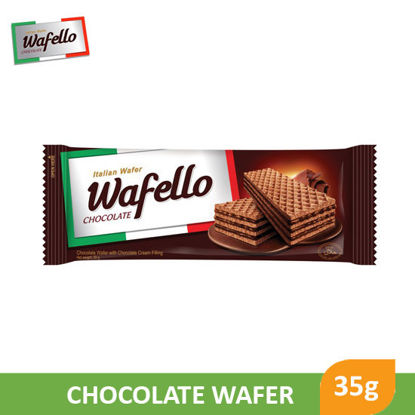Picture of Wafello Chocolate Wafer 35g - 095759
