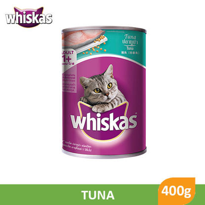 Picture of Whiskas Cans Tuna 400g - 010767