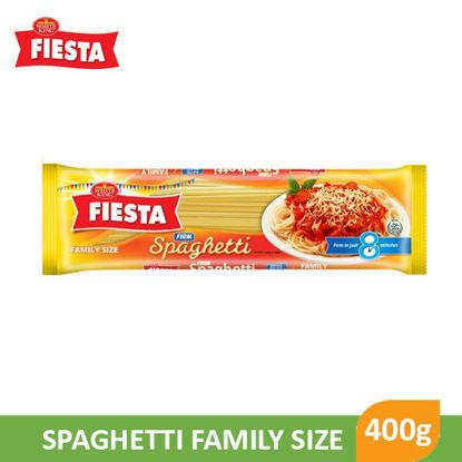 Picture of White King Fiesta Spaghetti Family Size 400g - 000741