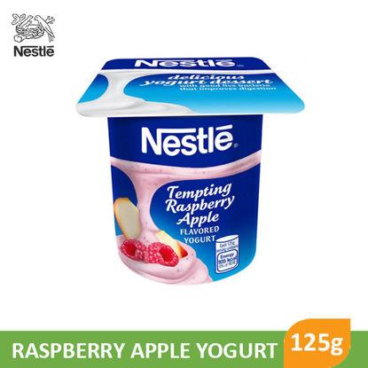 Picture of Nestle Yogurt Raspberry Apple 125g - 050768