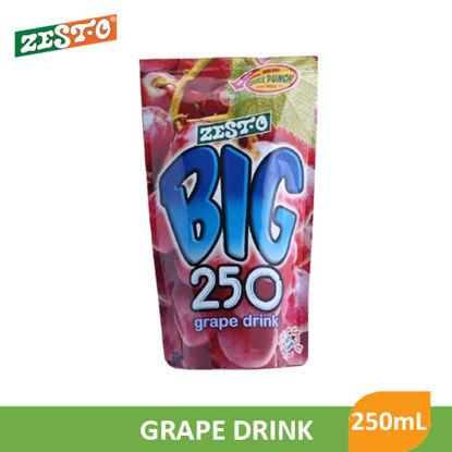 Picture of Zesto Big Grape 250ml - 014689