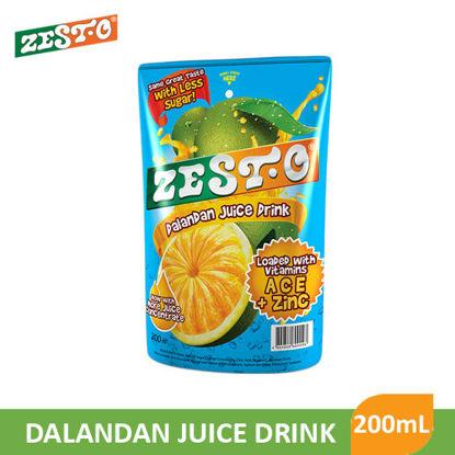 Picture of Zesto Juice Drink Dalandan 200ml - 014678