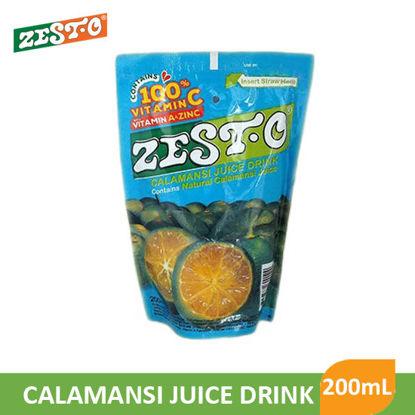 Picture of Zesto Juice Drink Calamansi 200ml - 016949